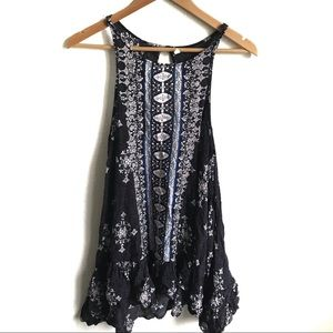 Intimately free people floral dress XS